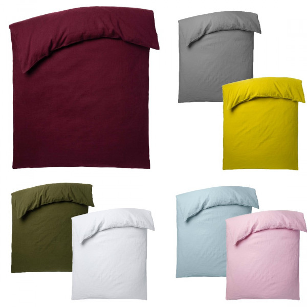Leinen Bettwäsche STAY duvet cover