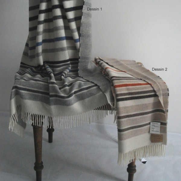 Lambswool Plaid Palermo 130x190 cm