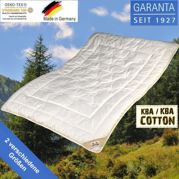 Übergangs Bettdecke cotton for kids von Garanta